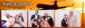 Photo booth rental custom designed print