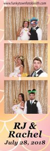 Premium photo booth backdrop, gold sequin, wedding