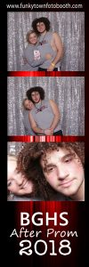 After prom, photo booth, Bowling green high school