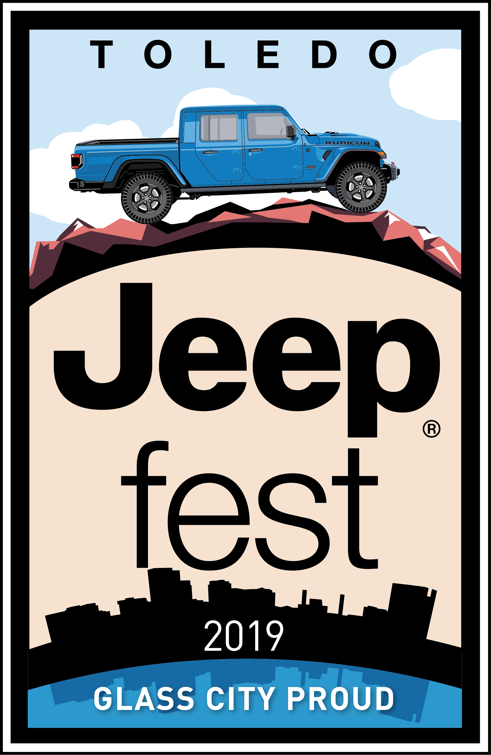 Jeep Fest, photo booth